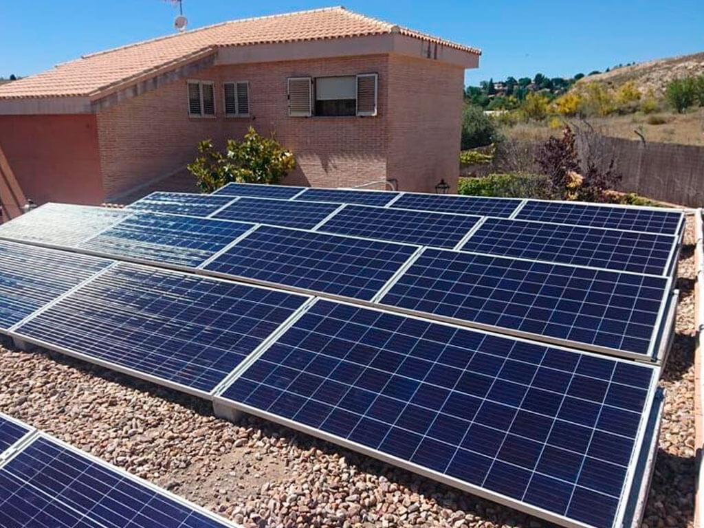 Autoconsumo solar Madrid