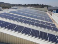 Instalaciones de grandes proyectos fotovoltaicos en Castellón